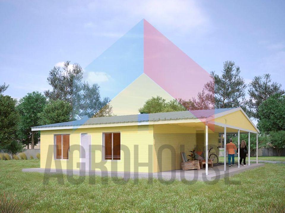 Agrohouse casas prefabricadas - Casas prefabricadas experiencias ...